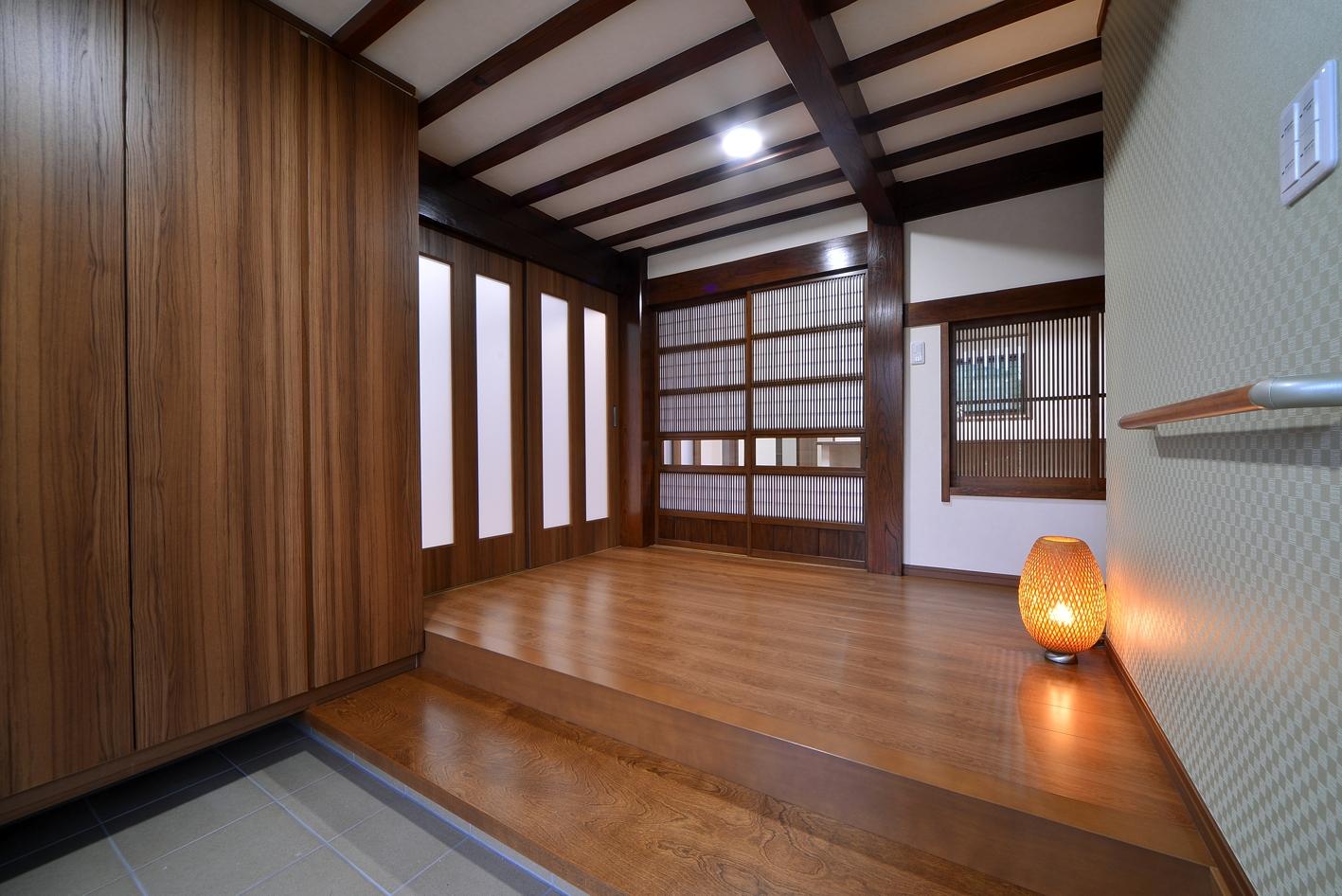 築50年の歴史を繋ぐ全面リフォーム(壬生町Y様邸)