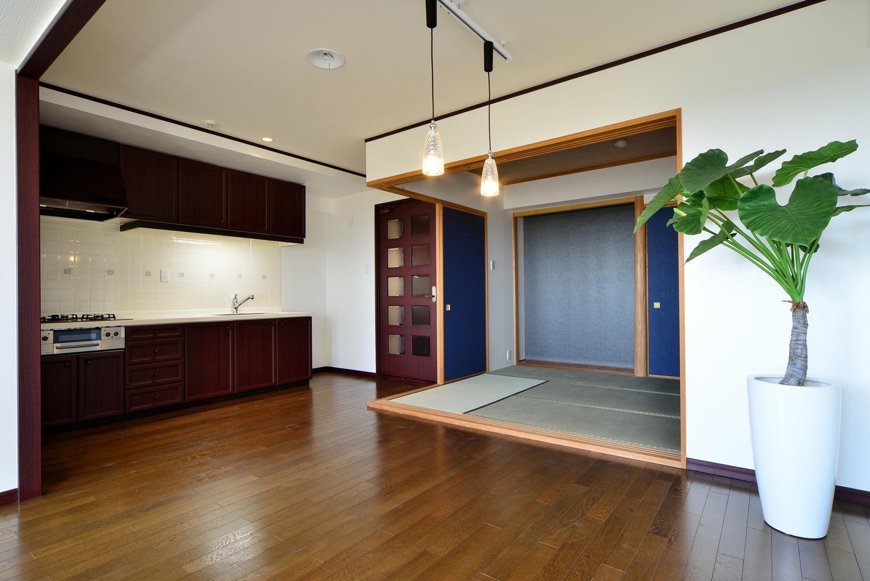 リゾートマンションの改修(那須町I様邸)