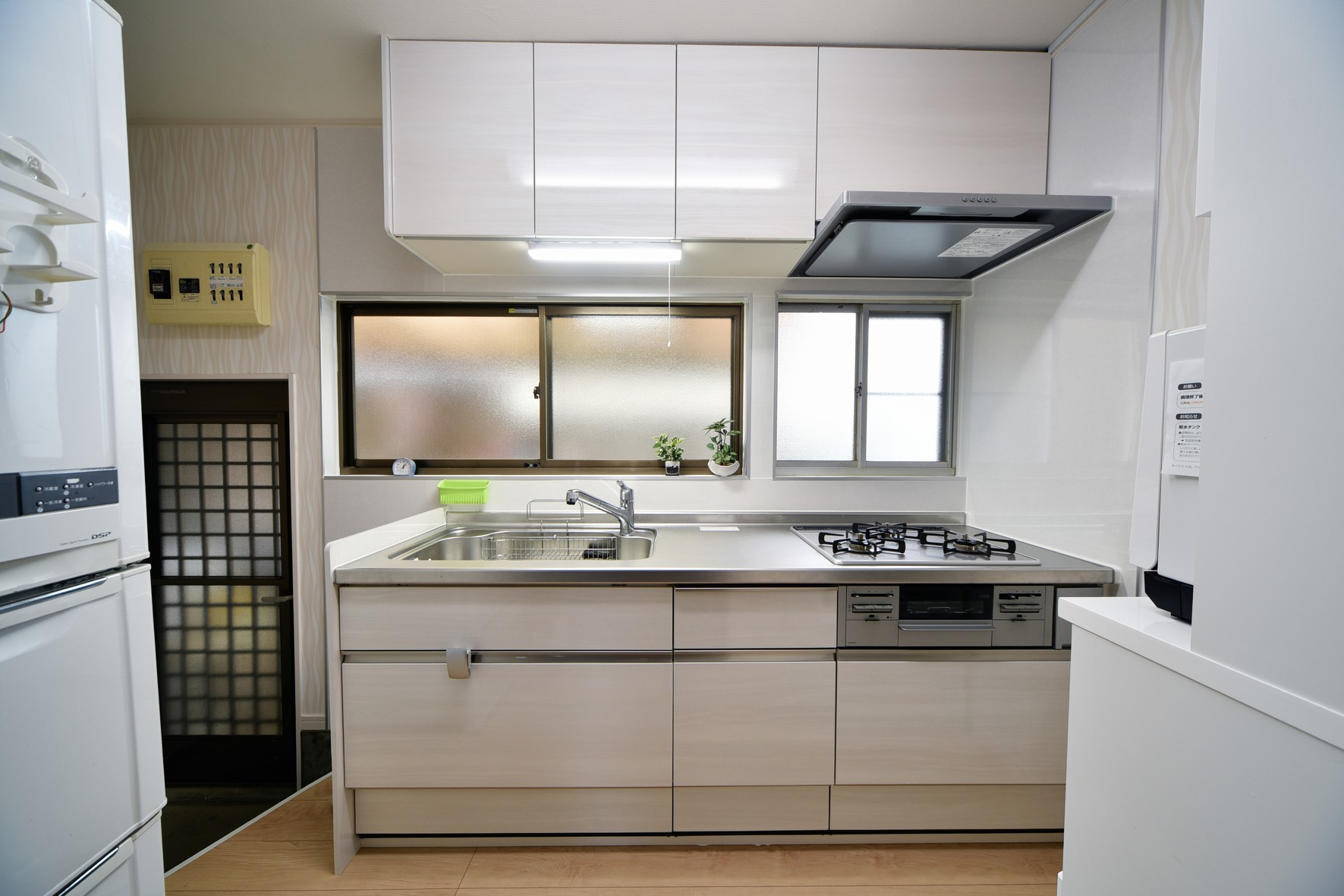キッチン交換工事(壬生町S様邸)