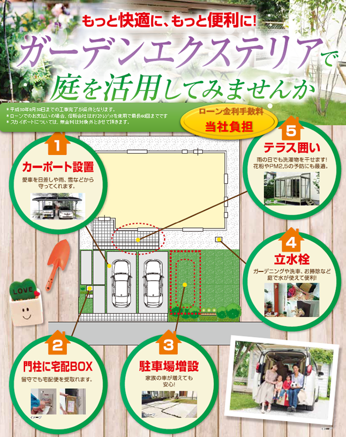 ガーデンエクステリア1