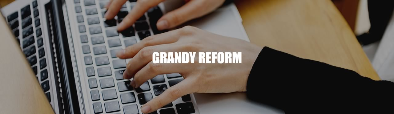 GRANDY REFORM ONLINE PC