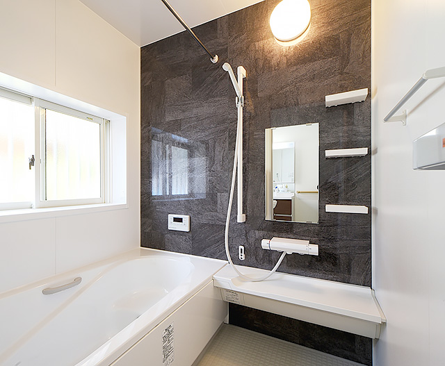 水廻りリフォーム:浴室