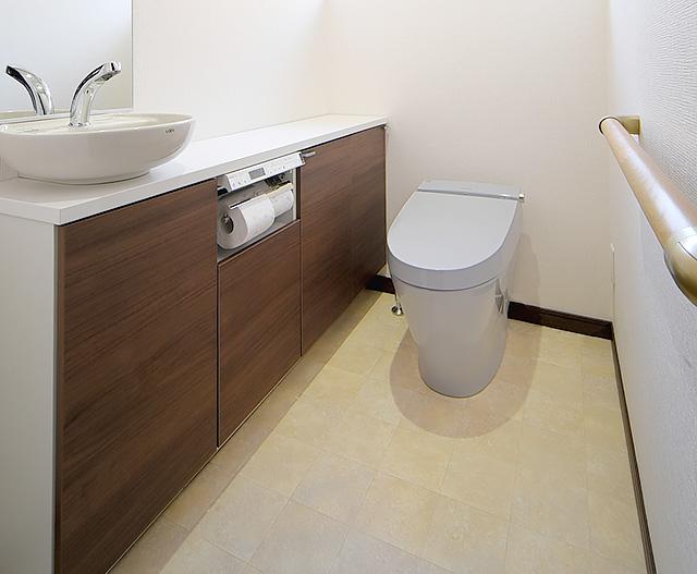 水廻りリフォーム:トイレ