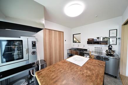 6畳から始まる夢のパン工房:和室