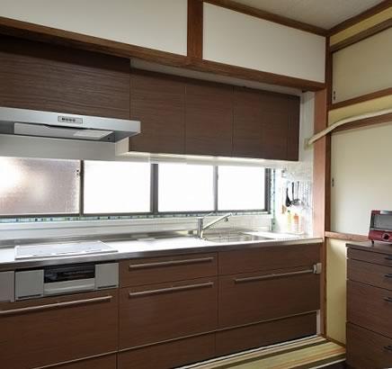 栃木県栃木市 - 水廻り改築工事