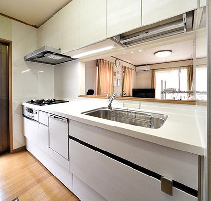 栃木県小山市 - 大切な家族のために、水廻り改修工事